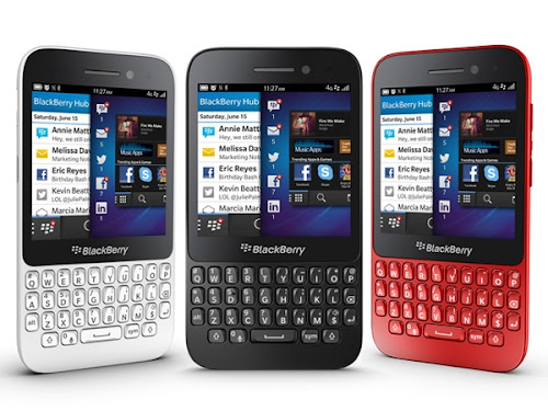 Telefono BlackBerry Q5