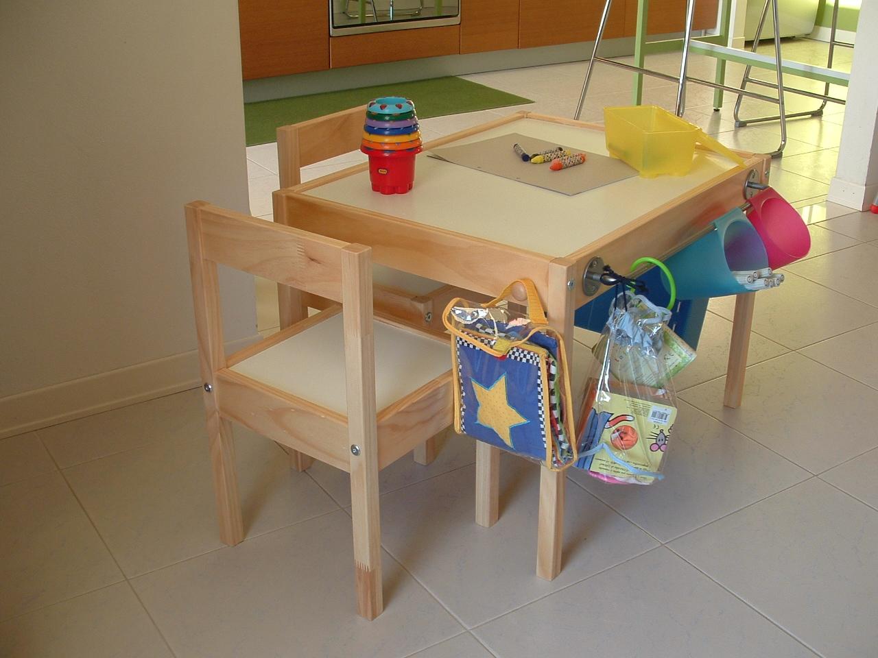 Ricicla e crea tavolino ikea per flavia - Tavolini per tv ikea ...