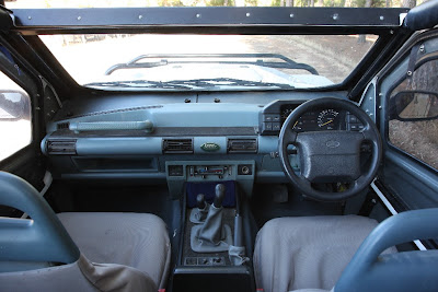 Land Rover Predator
