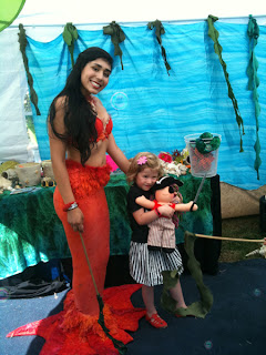 portland pirate festival mermaid lagoon tansy dolls waldorf