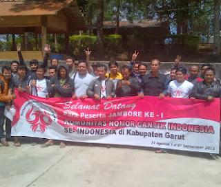 Jambore Komunitas Nomor Cantik Indonesia