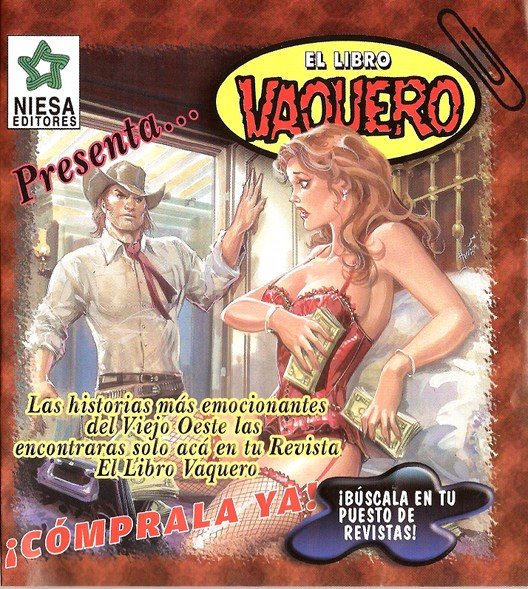 Mexican Adult Comic