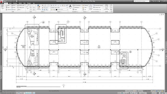 Architecture Autocad2