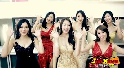 Parodi PSY Gangnam Style - MIKO STYLE kontestan Miss Korea 2012