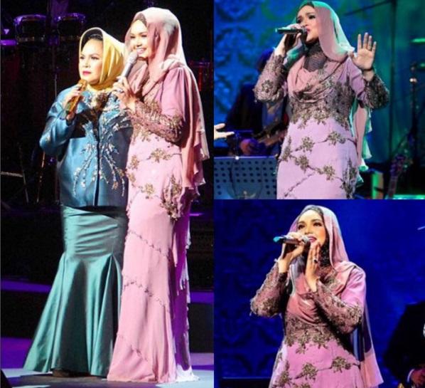 Doakan Yang Baik-Baik, Sampai Masa Saya Akan Beritahu Sendiri ~ Dato Siti Nurhaliza