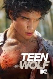 imagen cartel teen wolf