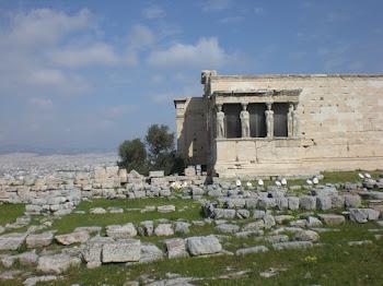 Atenas: Atenea (la sabiduría), Poseidón (la fuerza).