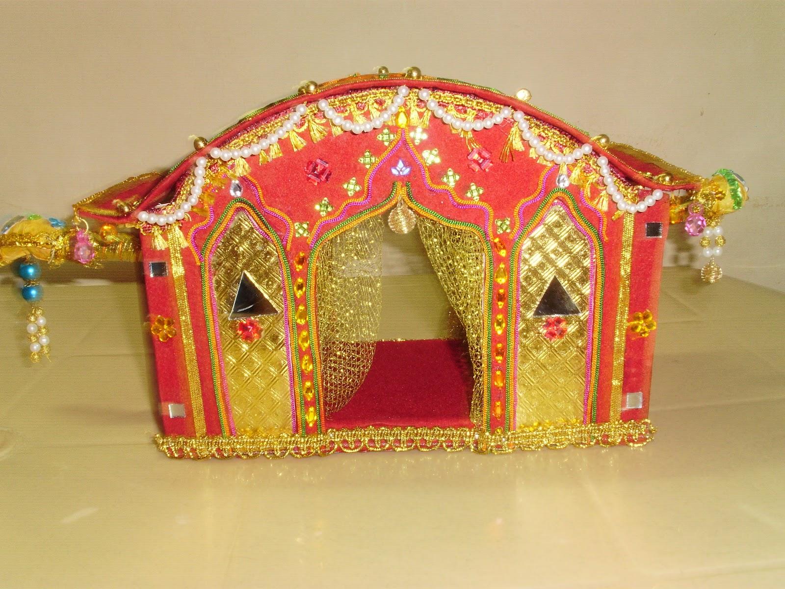 Mayur Arts Crafts Palki