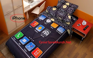 Sprei Murah Kintakun Iphone