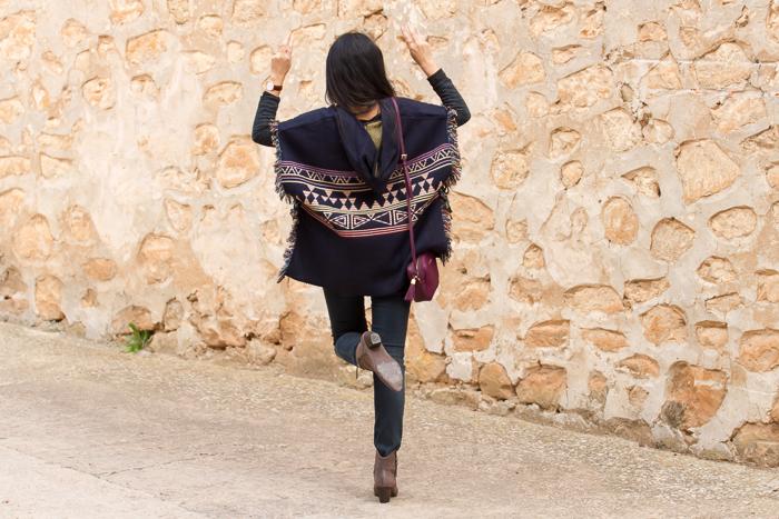 look comodo y casual con vaqueros blogger de moda