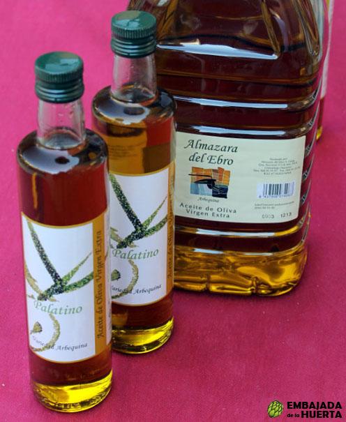 Jornadas del olivo y mercado del aceite en Cascante