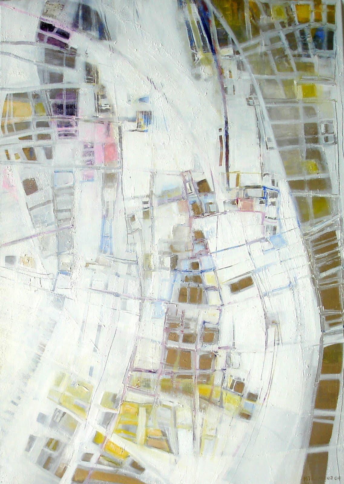 L'Archange - 73 x 92 cm - 2004
