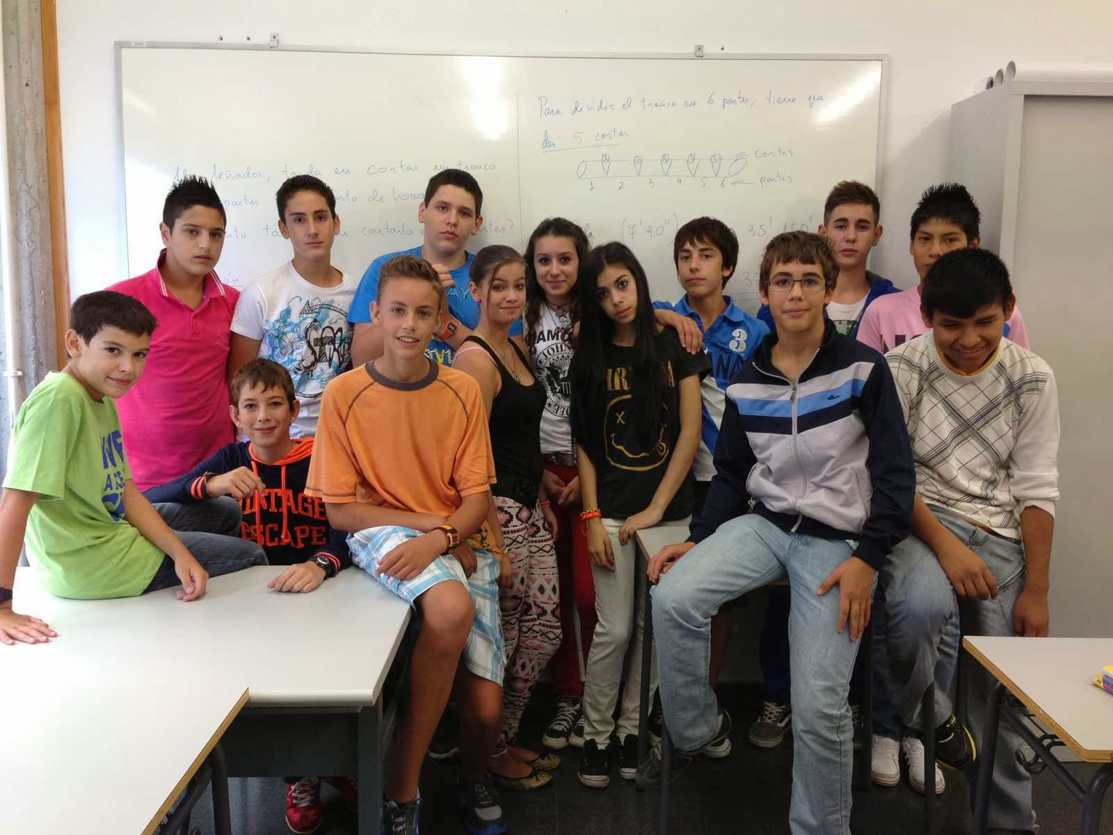 El grupo el 19 sept. 2013