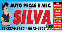 AUTO PEÇAS E MECÂNICA SILVA