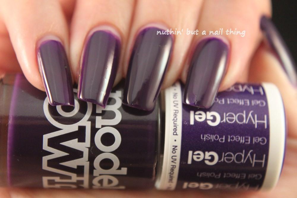 models own hypergel pitch purple