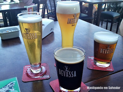 Cervejaria Devassa: Devassa Loira, Devassa Negra, Devassa Ruiva e Devassa Sarará