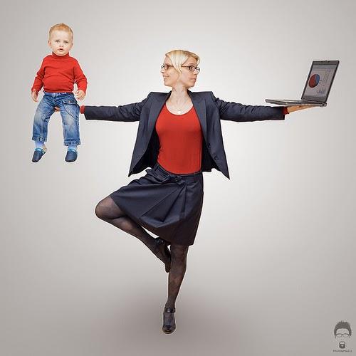 maternidad, conciliar, conciliacion, mujer trabajadora, familia, trabajo