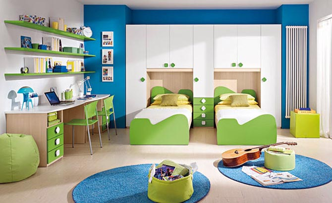 furniture store review: Cool Kids Room Interior