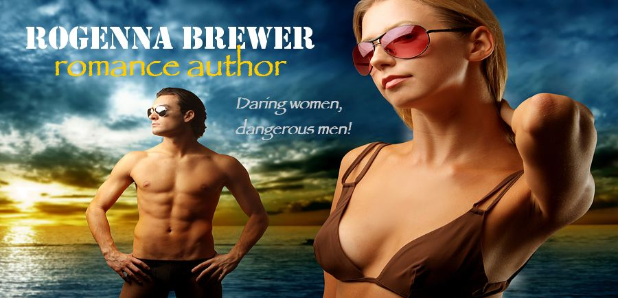 Rogenna Brewer | Romance Author