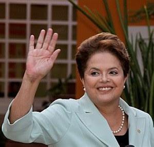 DILMA DIZ QUE O POVO BRASILEIRO ESTÁ A SER MAIS RESPEITADO NO EXTERIOR