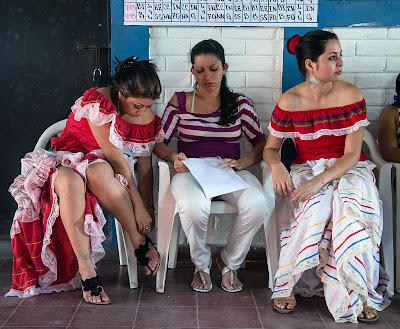 Salvadorian Woman