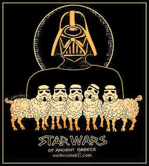 Panoply Vase Animation Project Blog The Force Awakens New Greek