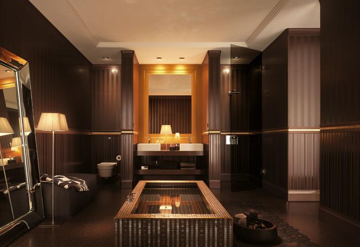 Baños Modernos Acabados:fotos de diseño de baños modernos , decorados con acabados