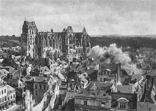 World War One Churches