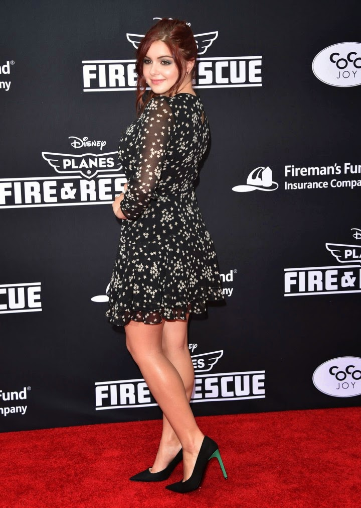Ariel-Winter-Planes-Fire-and-Rescue-Premiere