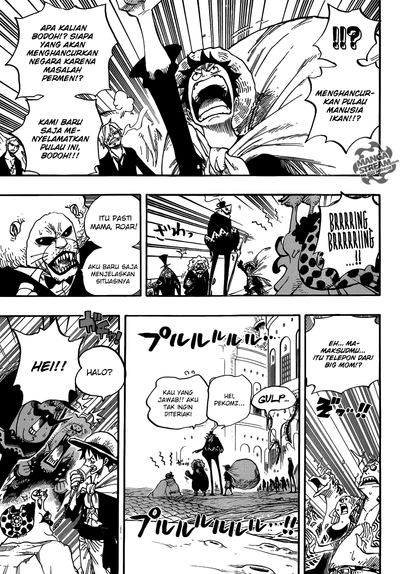 Komik one piece 651 page 14