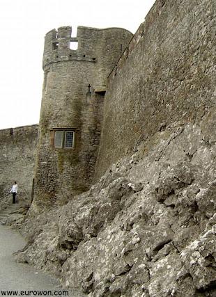 Muros del Castillo de Cahir