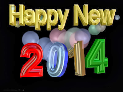 Happy New Year 2014 Friends Love Mates Family Members