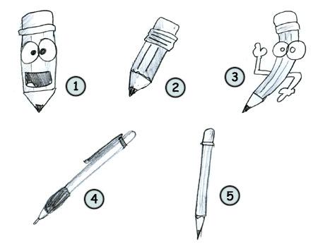 Как нарисовать ручку поэтапно для детей