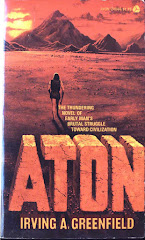 'Aton' by irving R. Greenfield
