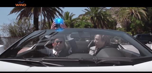 Fiorello e Conti a Miami in Lamborghini per un nuovo spot