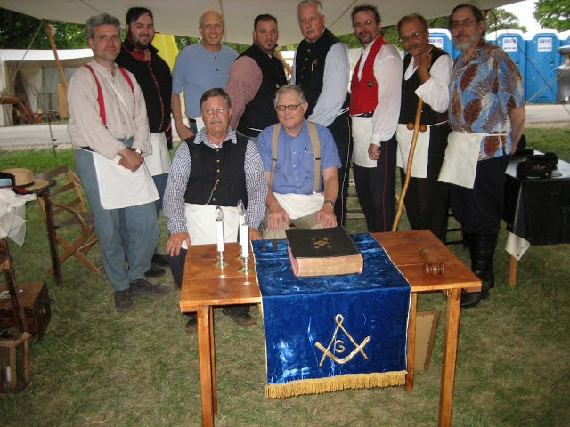 A-B LODGE  IN THE FIELD