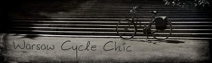 Warsaw Cycle Chic - Moda na Rower