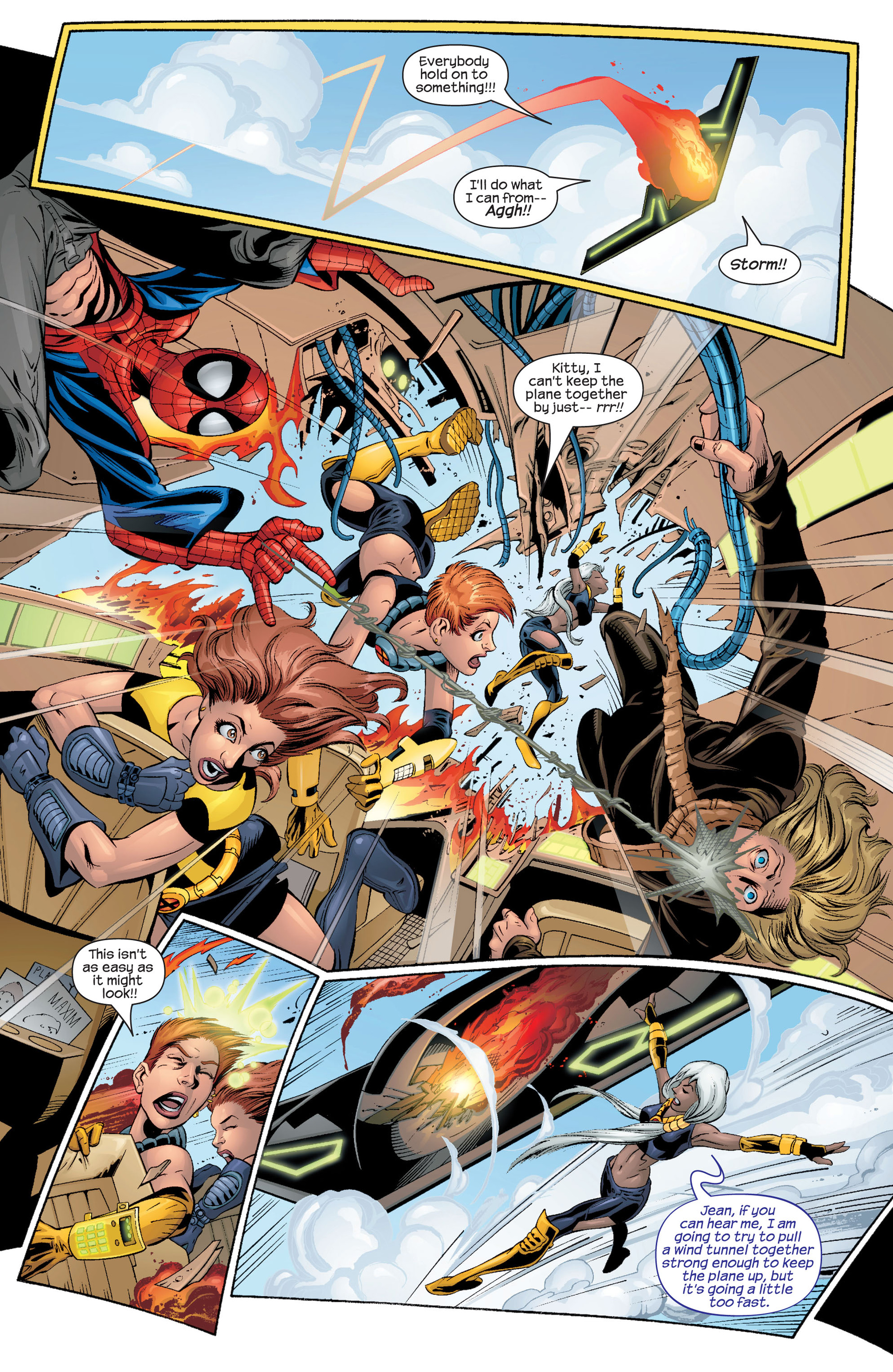 Ultimate Spider-Man (2000) Issue #43 #47 - English 19