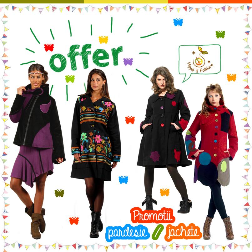 Oferta promotionala haine hippie iarna!!