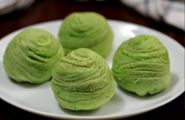 Bánh trung thu ngàn lớp kiểu Nhật Bản
