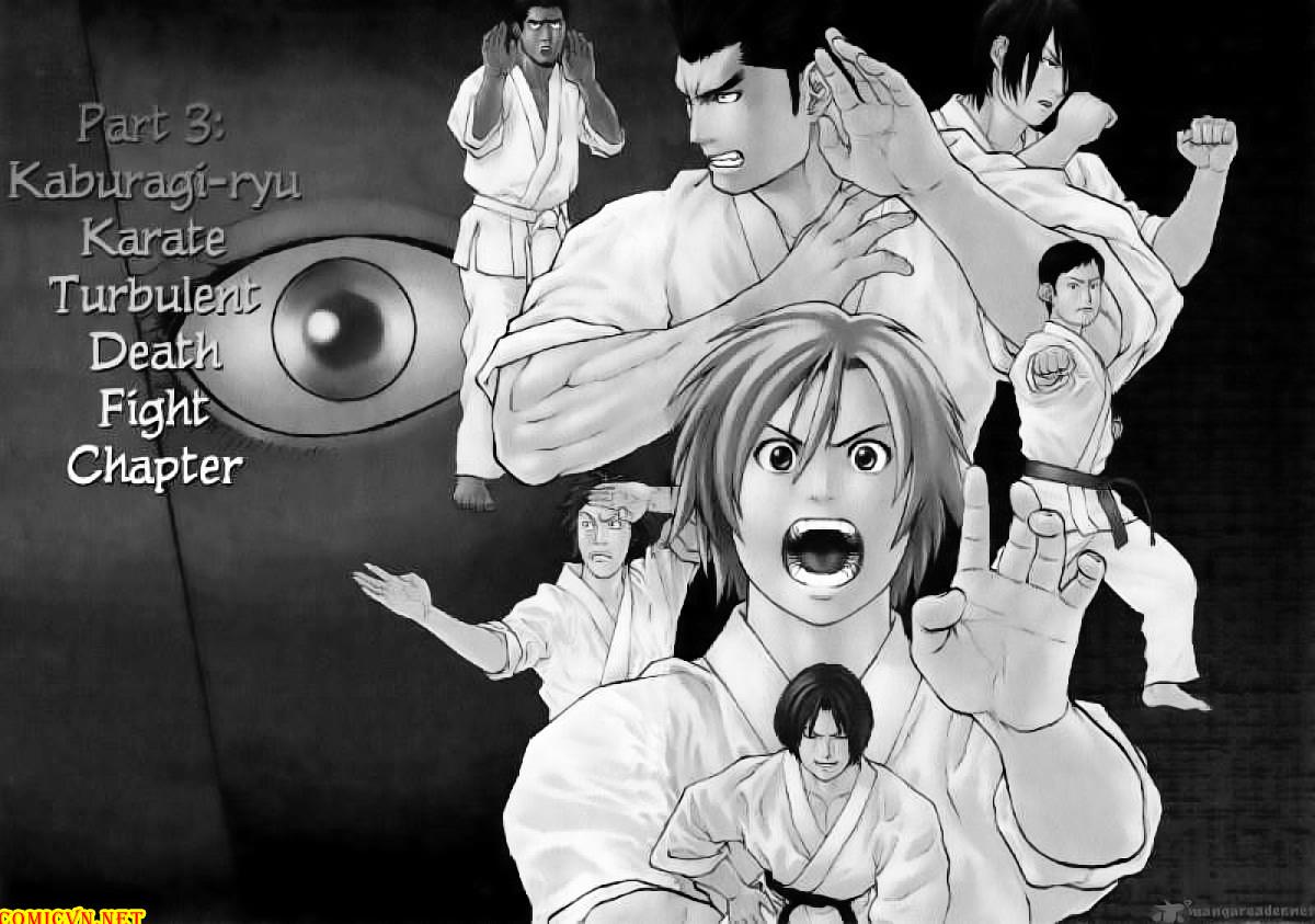 Karate Shoukoushi Kohinata Minoru chap 67 Trang 2