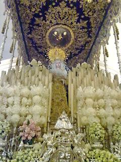 María Santísima de la Estrella - Sevilla