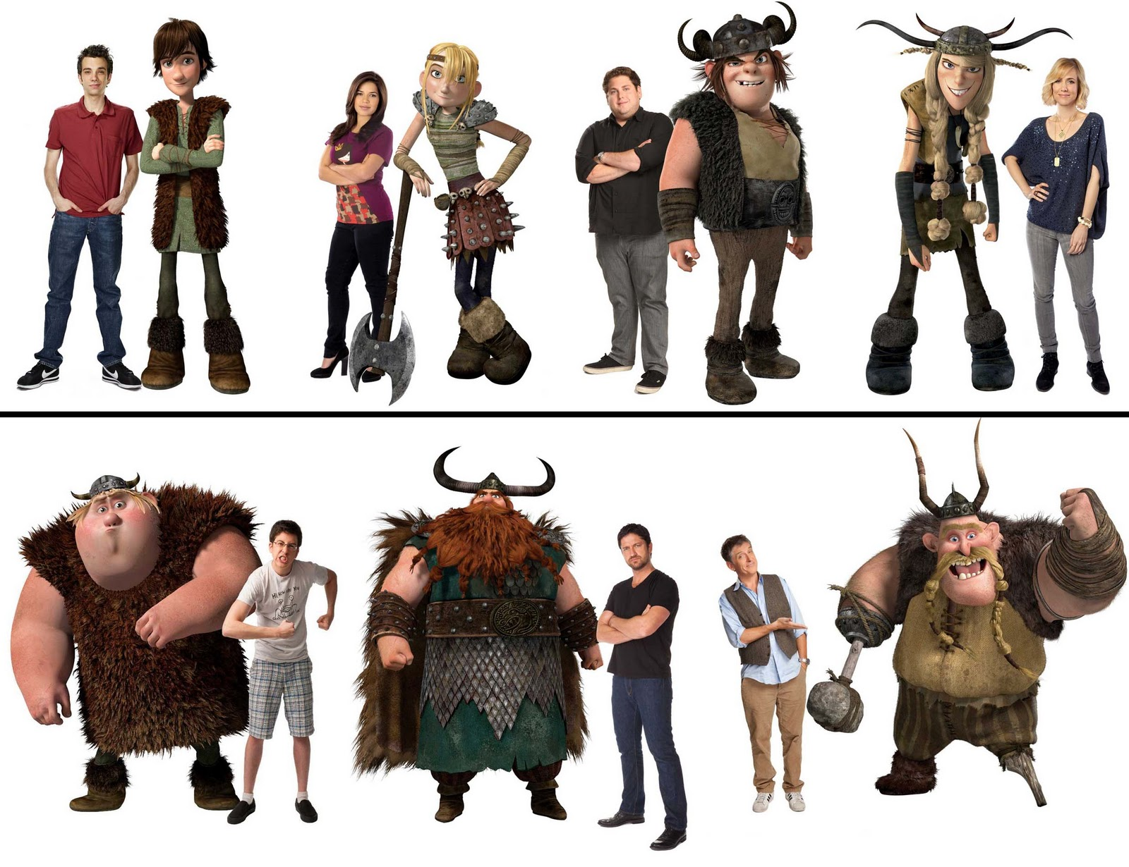 Character Design How To Train Your Dragon 2 : How to train your dragon characters list