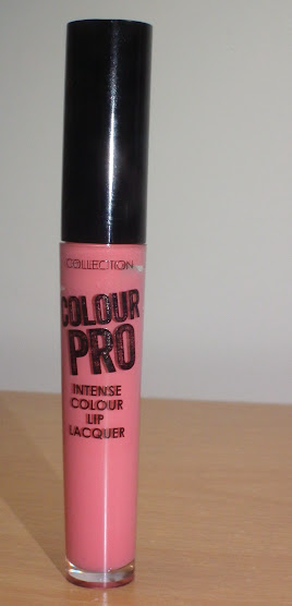 Collection Color Pro Intense Colour Lip Lacquer Prom Queen