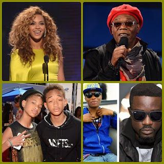 WizKid Wins Best African Act at BET Awards 2012 Jointly With Sarkodie
