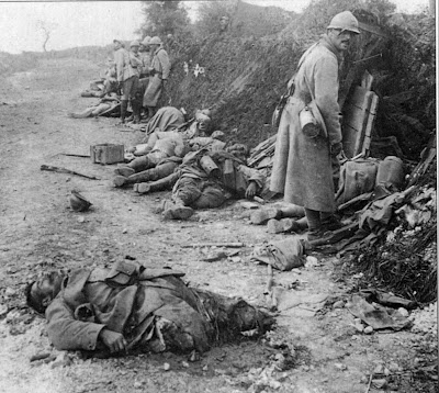 Primera Guerra Mundial del capitalismo. Algunos actos mi$erables y lavados posteriores. [HistoriaC] Horror+y+desesperaci%C3%B3n.