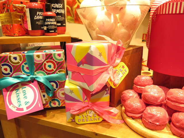 Lush Valentines collection 2016