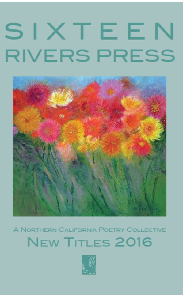 16 RIVERS PRESS READING in Modesto Sat. (10/29)