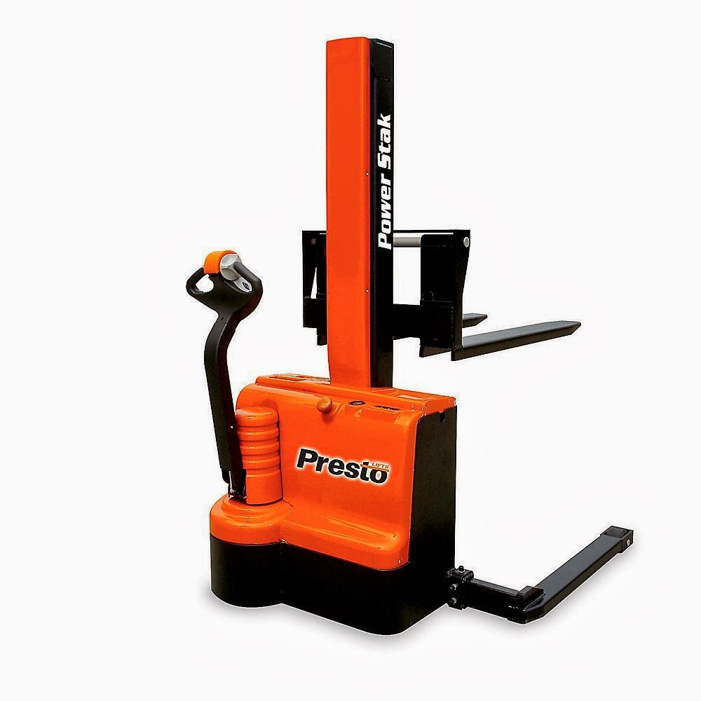 Presto Power Stacker