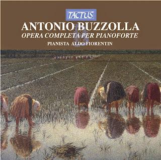 BUZZOLLA, A. - Piano Music